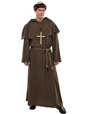 Adult Friar Tuck Costume