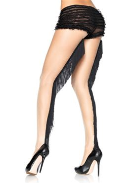Adult Deluxe Fringed Tights