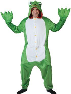 Adult Frog Splash Costume