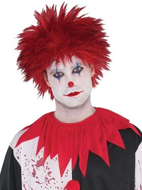Adult Evil Clown Wig
