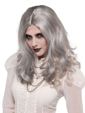 Adult Zombie Woman Wig