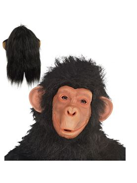 Adult Full Head Chimp Mask