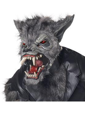 Adult Full Moon Fury Costume - Back View