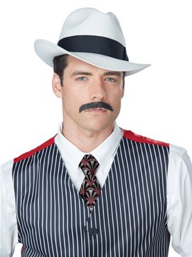 Adult Gangster Stache