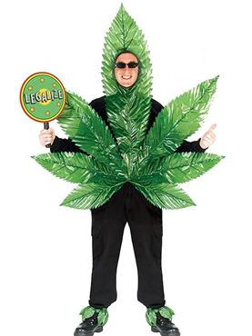 Adult Ganja Man Costume