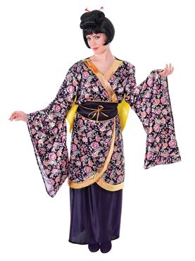 Adult Geisha Girl Costume Thumbnail