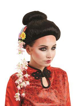 Adult Geisha Wig