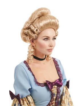 Adult Georgian Lady Wig