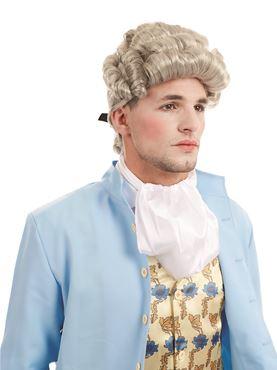 Adult Georgian Man Wig