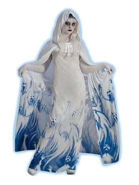 Adult Ghost Soul Seeker Costume