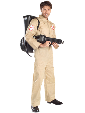 Adult Ghostbusters Costume Couples Costume