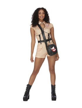 Adult Ghostbusters Hotpant Costume