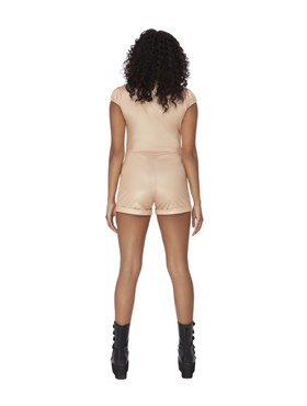Adult Ghostbusters Hotpant Costume - Side View