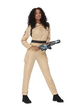 Adult Ghostbusters Ladies Costume Couples Costume