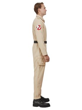 Adult Ghostbusters Men's Costume - Side View