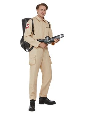 Adult Ghostbusters Men's Costume Couples Costume