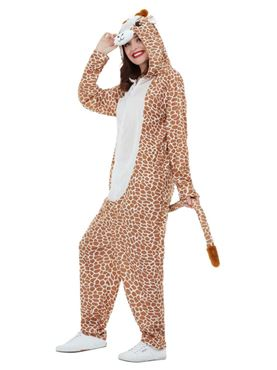 Adult Giraffe Costume - Side View
