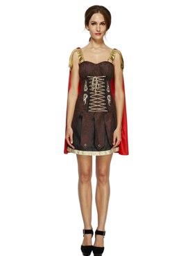 Adult Gladiator Costume Couples Costume