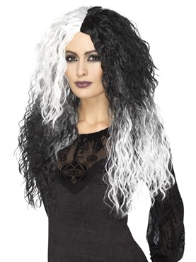 Adult Glam Witch Wig