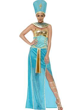 Adult Goddess Nefertiti Costume