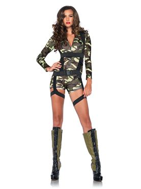 Adult Goin' Commando Costume