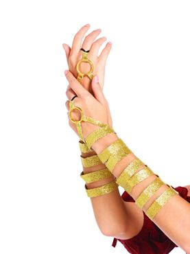 Adult Golden Arm Wraps