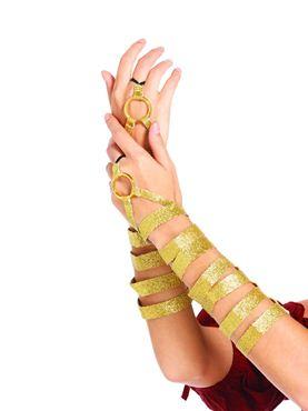 Adult Golden Arm Wraps