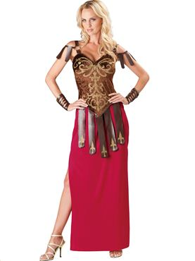 Adult Gorgeous Gladiator Costume Thumbnail