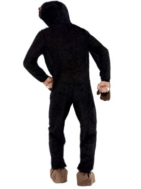 Adult Gorilla Costume - Side View