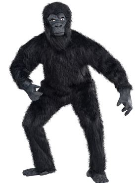 Adult Deluxe Gorilla Guy Costume