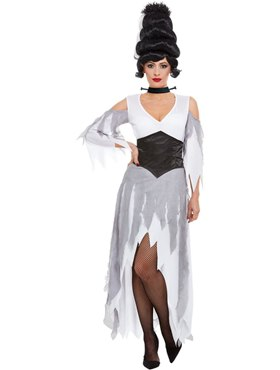 Adult Gothic Bride Costume Thumbnail