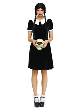 Adult Gothic Girl Costume