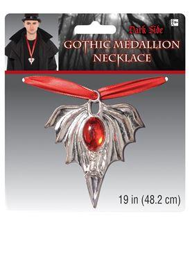 Adult Gothic Medallion