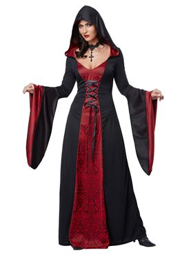 Adult Gothic Robe Costume