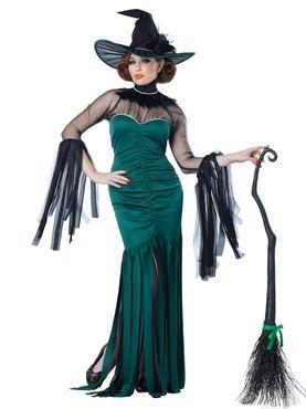 Adult Deluxe Grand Sorceress Costume