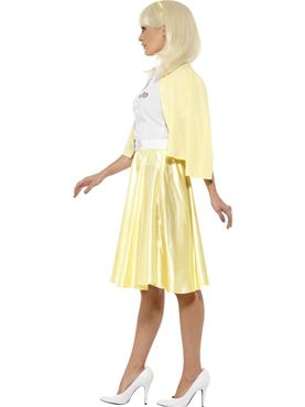 Adult Grease Good Sandy Costume - Back View