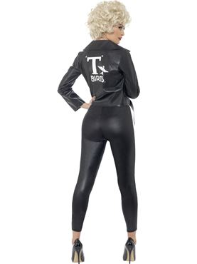 Adult Grease Last Scene Sandy Costume - Side View