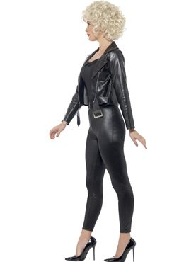 Adult Grease Last Scene Sandy Costume - Back View