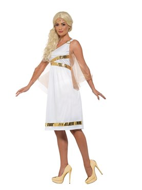 Adult Grecian Costume - Back View