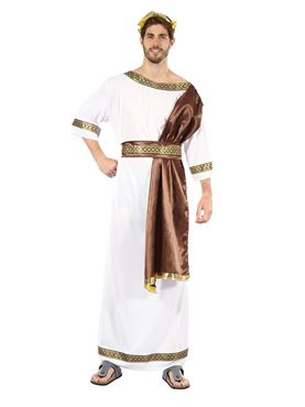 Adult Greek God Costume Couples Costume
