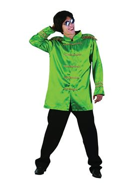 Adult Green Sergeant Pepper Jacket