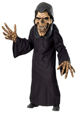 Adult Grim Reaper Creature Reacher Costume