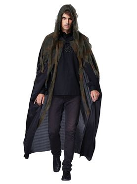 Adult Grim Reaper Hooded Cape