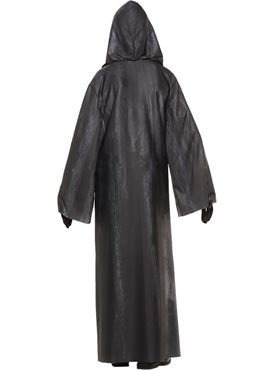 Adult Grim Reaper Robe - Back View