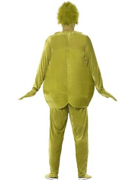 Adult Grinch Costume - Side View