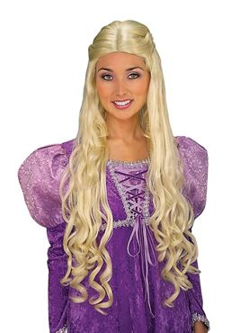 Adult Guinevere Wig