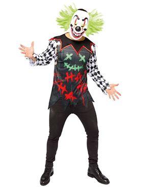 Adult Haha Clown Costume
