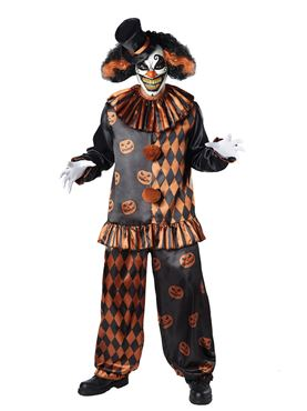 Adult Halloween Clown Costume