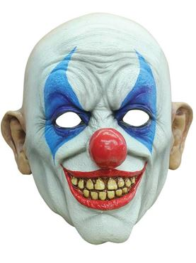 Adult Happy Clown Mask