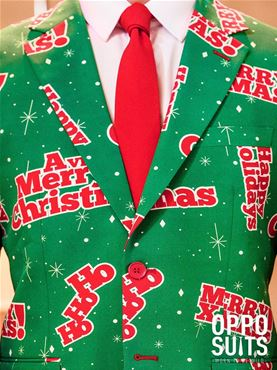 Adult Happy Holidude Oppo Suit - Back View